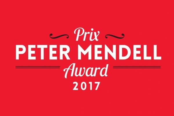 2017 Peter Mendell Award