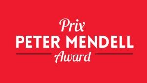 2016 Peter Mendell Award