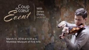 2018 Coup de coeur Event