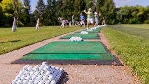 Un fructueux tournoi de golf grâce à votre générosité!